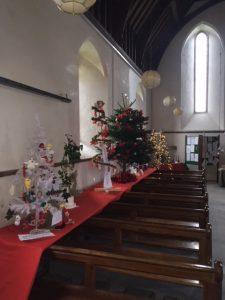 Christmas Tree Festival - St Aidan's Chruch Solva